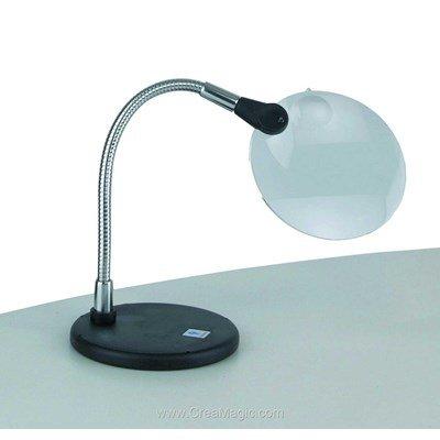 Mini loupe flexible sur socle - D91091 de Daylight