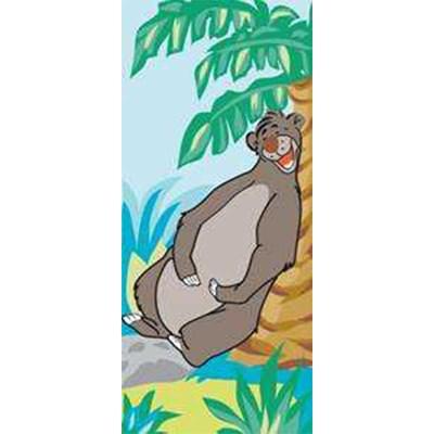 Baloo et le palmier - le livre de la jungle canevas de DMC