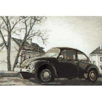 La beetle le point de croix - RIOLIS