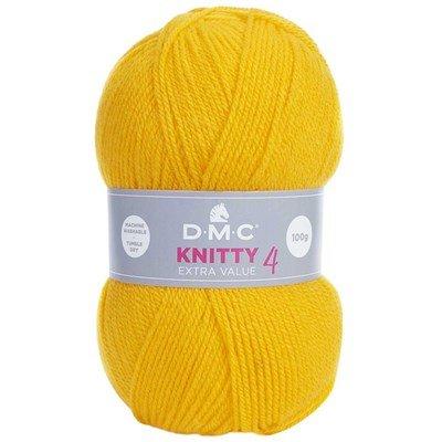 Laine à tricot dmc knitty 4 - fils pour tricoter (Lot 10 )