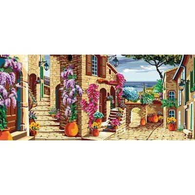Canevas village provençal - Mimo Verde