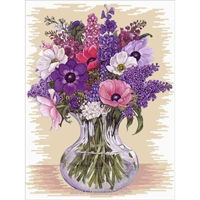 Kit broderie diamant spring bouquet - Diamond Painting