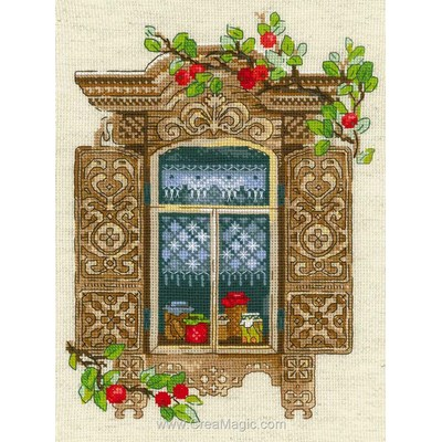Fenêtre et pommes kit - RIOLIS
