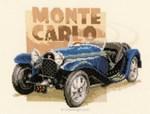 Voiture Monte Carlo - Vervaco