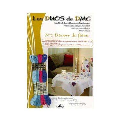 Duo dmc Décors de fêtes - Boules multicolores