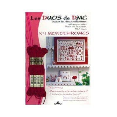 Duo dmc Monochromes Maisonnettes de notre enfance