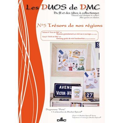 DUO DMC N° 5: Paris Ile de France