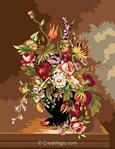 Canevas Floralie - Luc Création