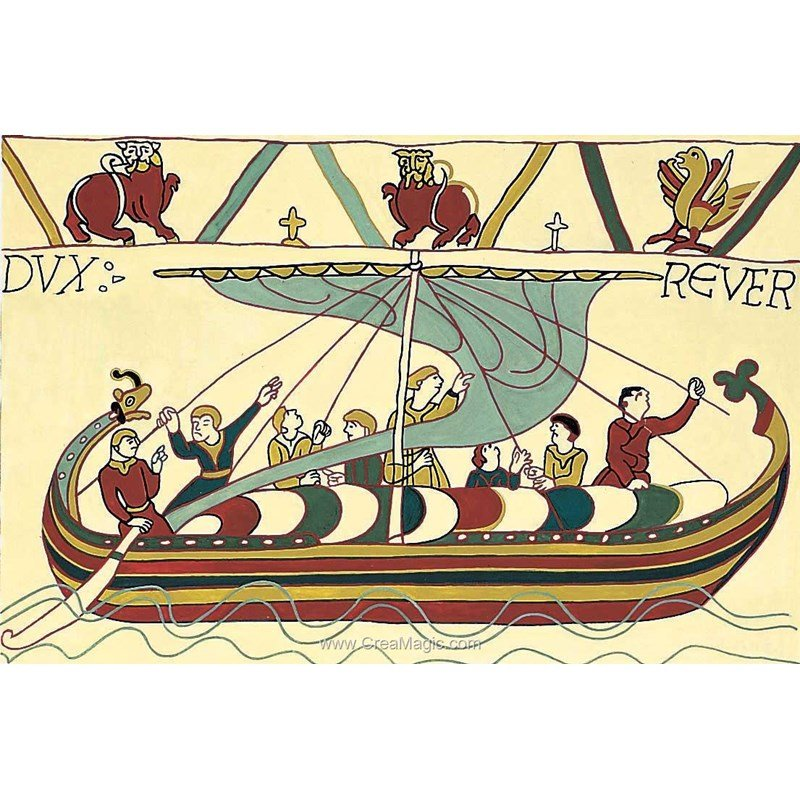 1000 images about chapters of my life france on pinterest - Tapisserie de bayeux animee ...