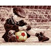 Canevas Le Petit Fooballeur - Royal Paris - Royal Paris