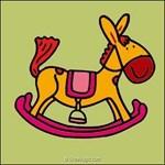 Mon Cheval à Bascule - Luc Création