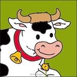 Vache Marguerite - Luc Création