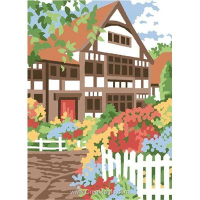 Kit canevas The Grand Cottage - Anchor