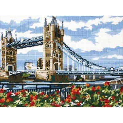 Kit canevas The Tower Bridge - Anchor