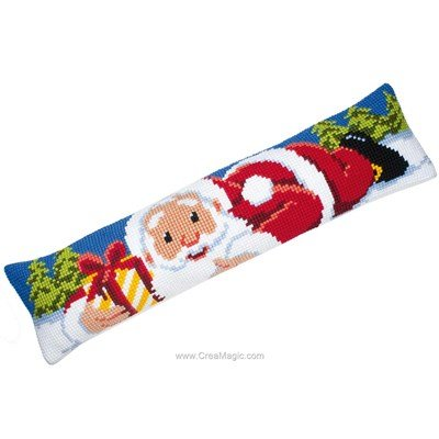 Bas de porte Père Noël - Vervaco