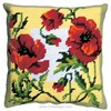 Coussin Coquelicots - Royal Paris - Royal Paris