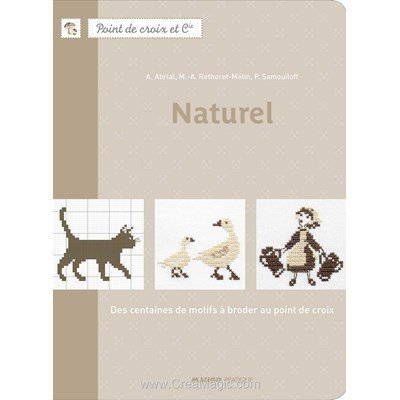 livre Naturel - 72 pages - Editions
