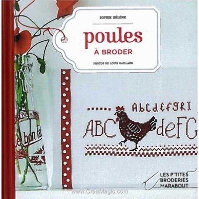 livre Poules - 64 pages - Editions