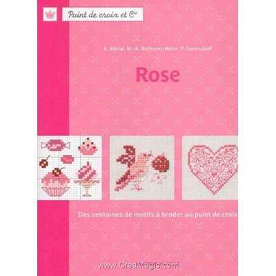 livre Rose - 72 pages - Editions
