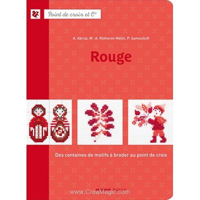 livre Rouge - 72 pages - Editions