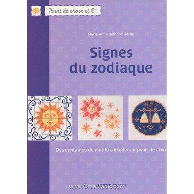 livre Signes du zodiaque - 72 pages - Editions