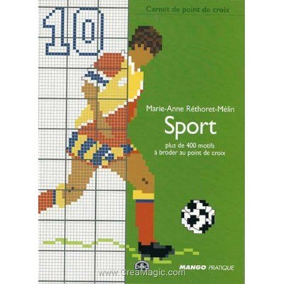 livre Sport - 80 pages - Editions
