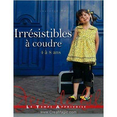 livre Irrésistibles à Coudre - 64 pages - Editions
