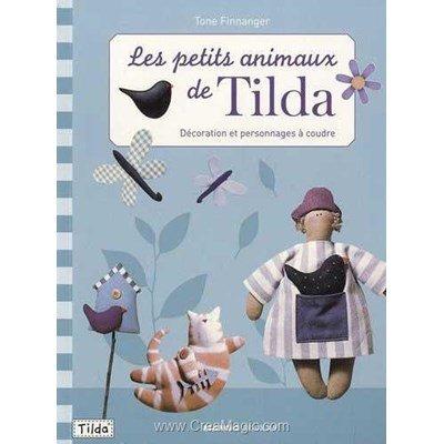 livre Les petits animaux de Tilda - 64 pages - Editions