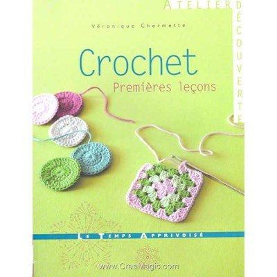 livre Crochet Premières Leçons - 64 pages - Editions