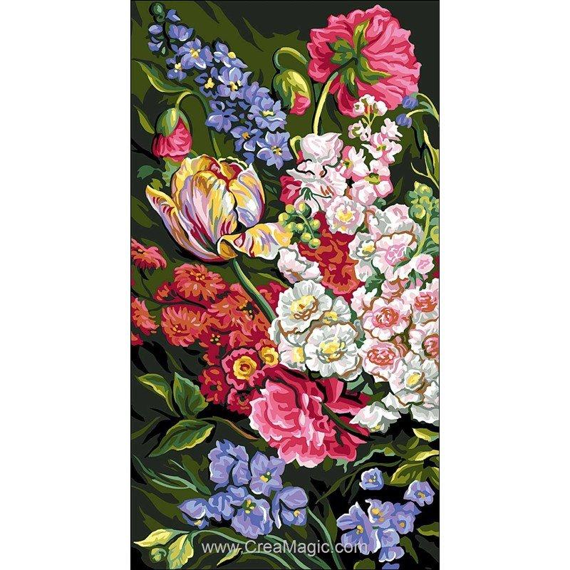 bouquet estival canevas chez rafael angelot