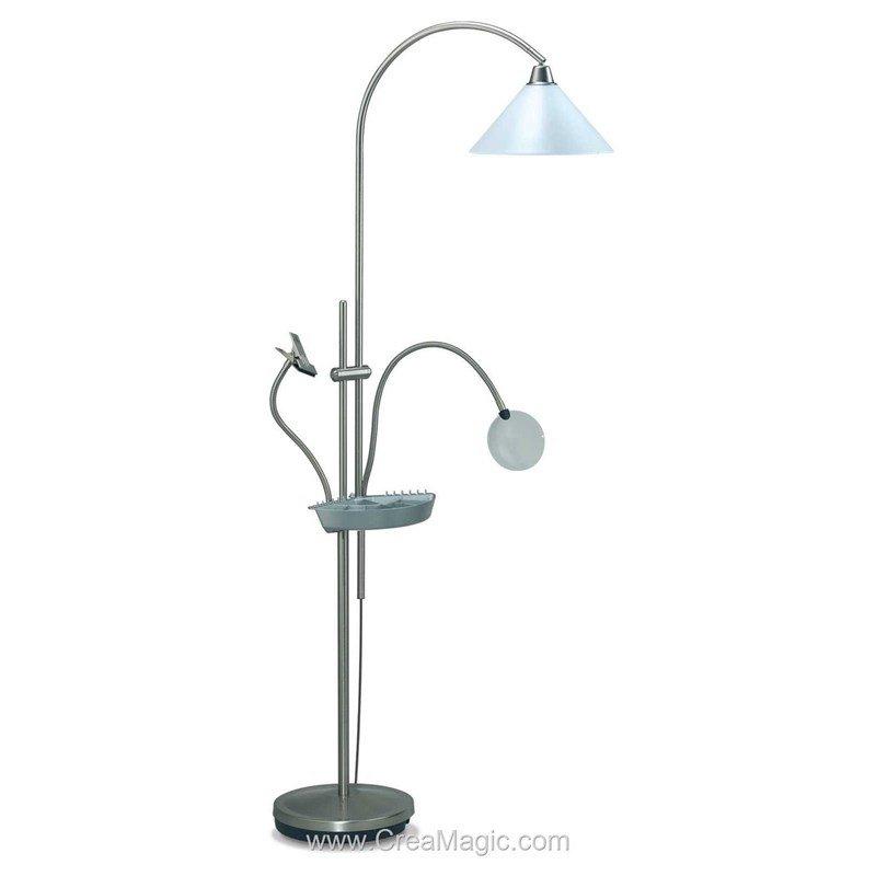 Lampe prestige sur pied agent E21077 chez Daylight