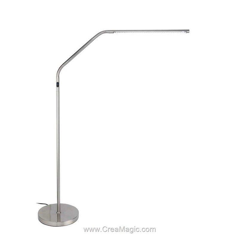 Led Chez Pied Daylight Slimline Lampe E35117 À Sur vnONwm80