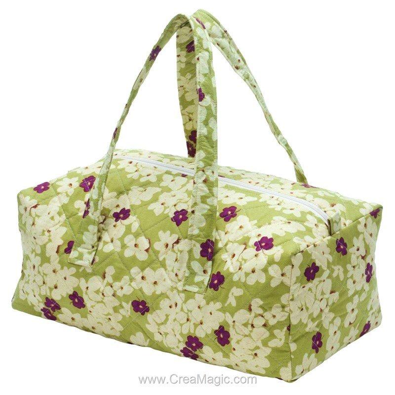 Sac de rangement pour accessoires ambiance nature 224 3133 for Sac rangement couture