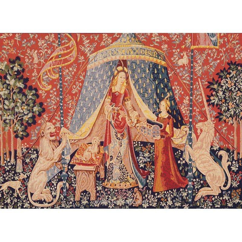 royal paris tapisserie a mon seul d sir 0166 0061. Black Bedroom Furniture Sets. Home Design Ideas