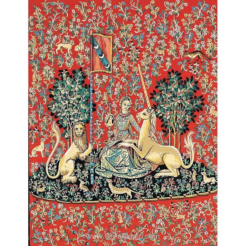 Tapisserie dame la licorne la vue 143 2203 de margot - Tapisserie dame a la licorne ...