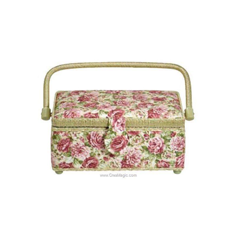 Boite couture rose 612 236 chez prym for Boite couture prym
