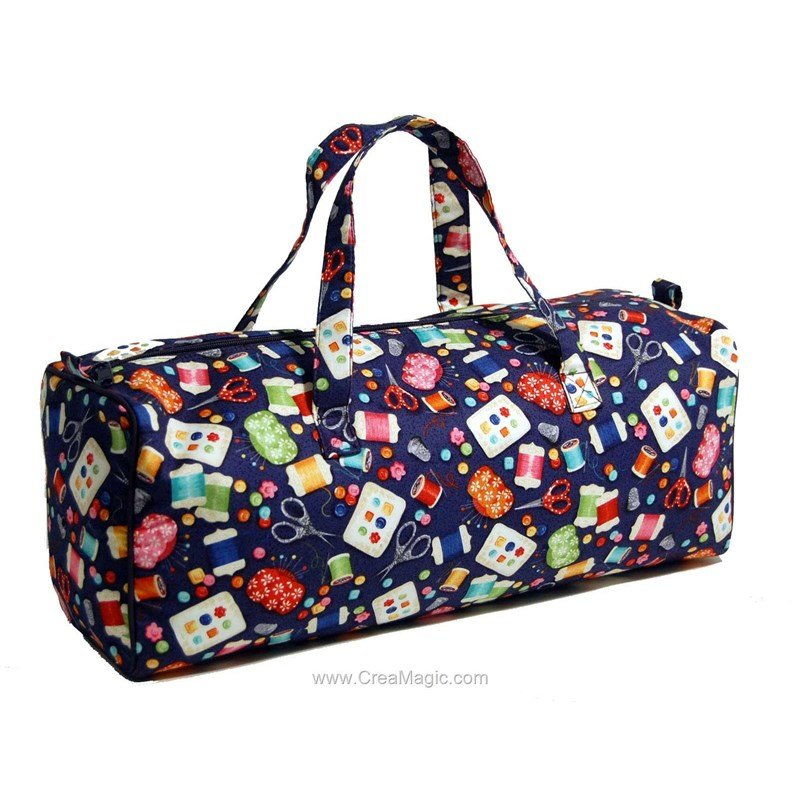 Sac ouvrages couture marine 301kb de s w for Sac rangement couture