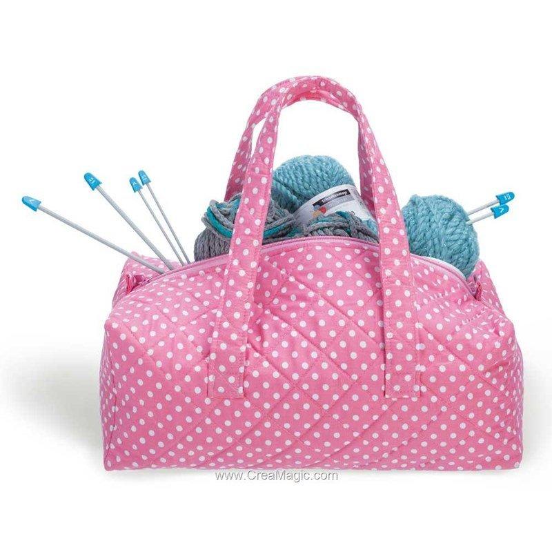 Sac de rangement tricot et couture button 224 3100 00005 for Sac rangement couture