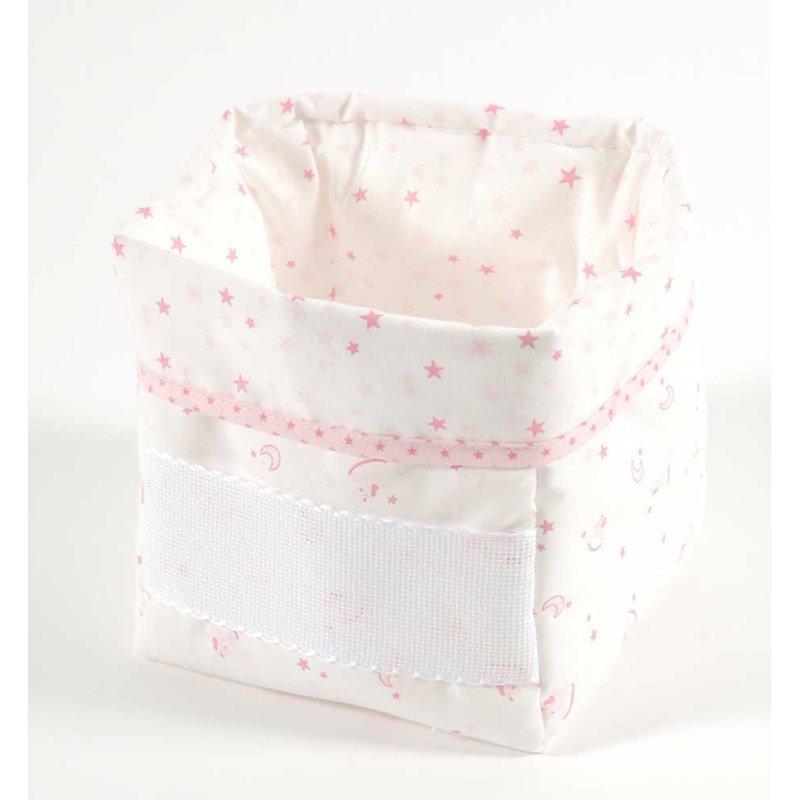 panier nursery b b baby star rose broder dmc. Black Bedroom Furniture Sets. Home Design Ideas