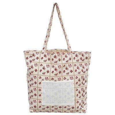 sac cabas cuisine rouge - DMC