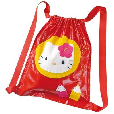 KIT Junior HELLO KITTY - Sac-à-dos - DMC