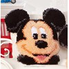 Tapis Point noué Mickey ou Coussin Point noué - Vervaco - Vervaco