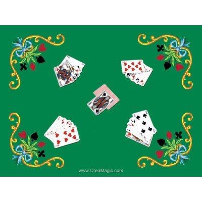 Tapis de Jeux pour cartes - Luc Création