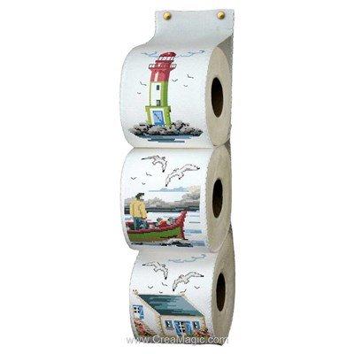 Range Papier Toilette La Bretagne - Luc Création