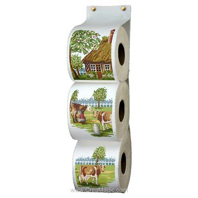 Range Papier Toilette La Normandie - Luc Création