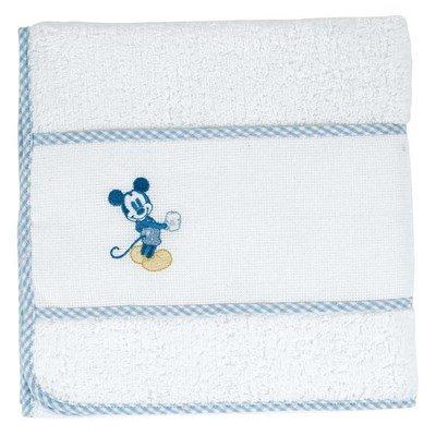 DISNEY - Mickey serviette de toilette et gant - DMC