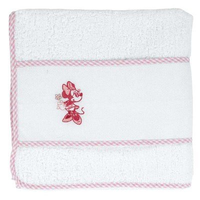 DISNEY - Minnie serviette de toilette et gant - DMC